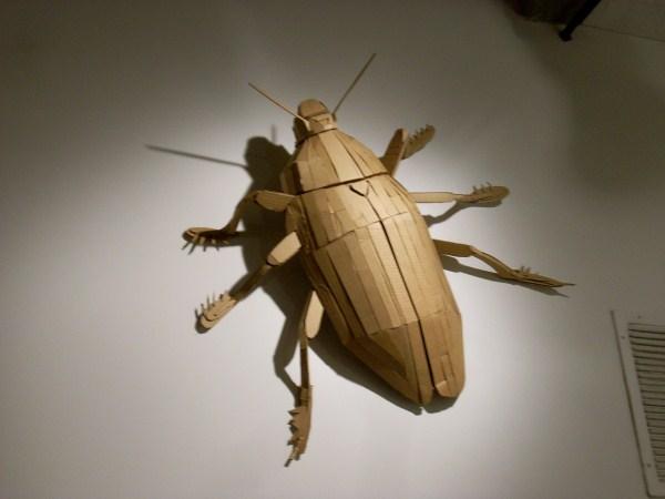 Cardboard Sculptures (7)