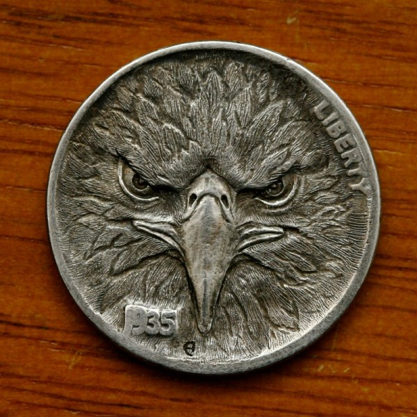 90 Awesome Hobo Nickels (90 photos) 86