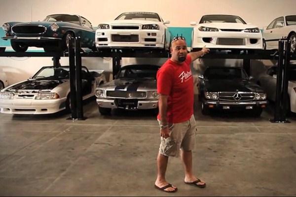 Paul Walker cars 1
