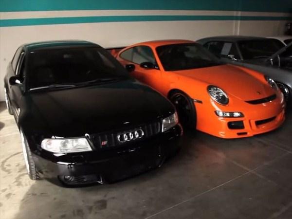 Paul Walker cars 2