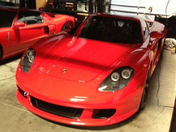 Paul Walker cars 9 pictures
