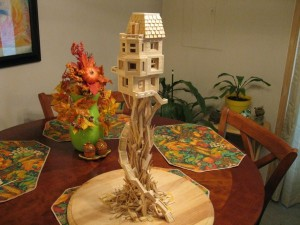 Masterpieces Created Using Only Toothpicks (42 photos) 30