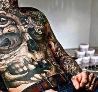 33 Incredible Tattoos (33 photos)