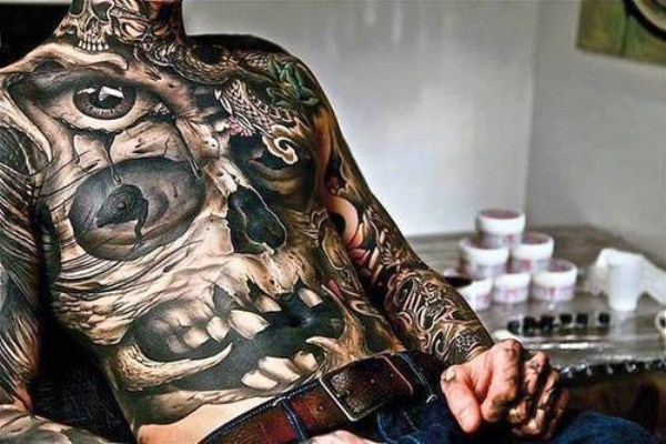 33 Incredible Tattoos (33 photos) 1