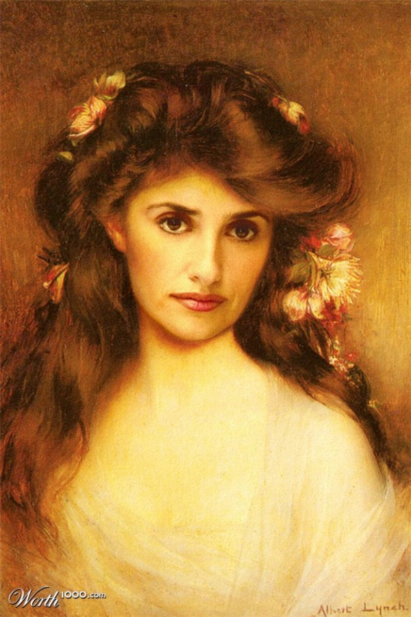 celebrities-photoshopped-into-classic-paintings (18)
