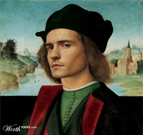 celebrities-photoshopped-into-classic-paintings (23)
