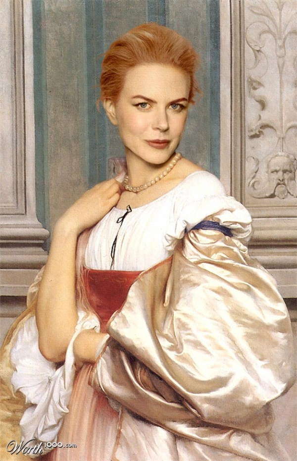 celebrities-photoshopped-into-classic-paintings (24)