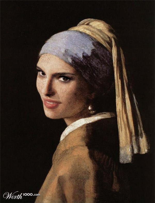 celebrities-photoshopped-into-classic-paintings (25)