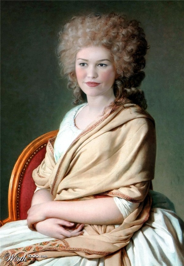 celebrities-photoshopped-into-classic-paintings (37)