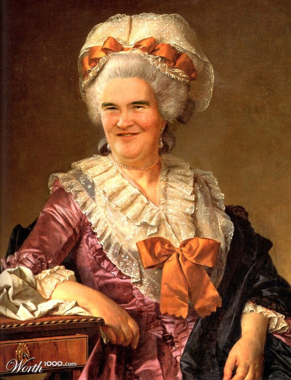 celebrities-photoshopped-into-classic-paintings (8)
