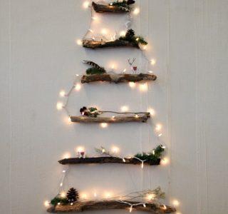 27 Creative DIY Christmas Tree Ideas (27 photos)