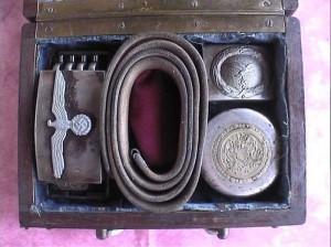 Gun Belt of an SS Officer (20 photos) 2