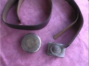 Gun Belt of an SS Officer (20 photos) 19
