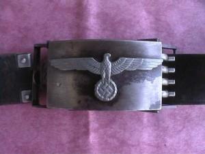 Gun Belt of an SS Officer (20 photos) 1