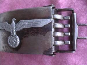 Gun Belt of an SS Officer (20 photos) 20