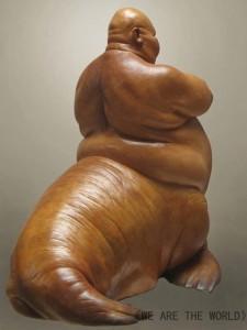 Grotesque Human And Animal Hybrid Sculptures (14 photos) 12