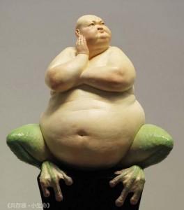 Grotesque Human And Animal Hybrid Sculptures (14 photos) 13