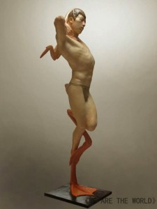 Grotesque Human And Animal Hybrid Sculptures (14 photos) 6