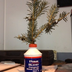Depressing Office Christmas Decorations (17 photos) 16