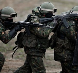 Russian Special Forces (67 photos)
