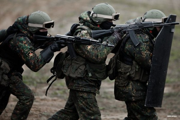 Russian Special Forces (67 photos) 66