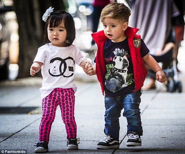 Stylish Kids Who Probably Dress Better Than You (29 photos) 1