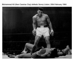 Rare Sports Photos From the Past (25 photos) 21