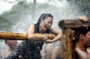 Hard Training of Female Bodyguards in China (11 photos) 1