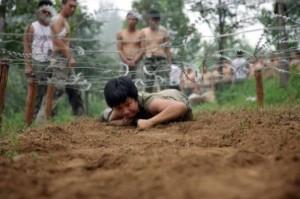 Hard Training of Female Bodyguards in China (11 photos) 2