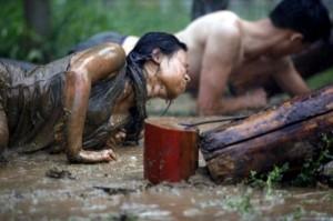 Hard Training of Female Bodyguards in China (11 photos) 3