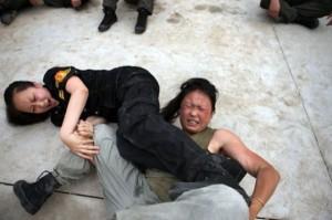 Hard Training of Female Bodyguards in China (11 photos) 8