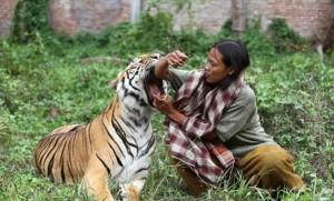 Meet Abdullah Sholeh And His Tiger Mulan (19 photos) 10