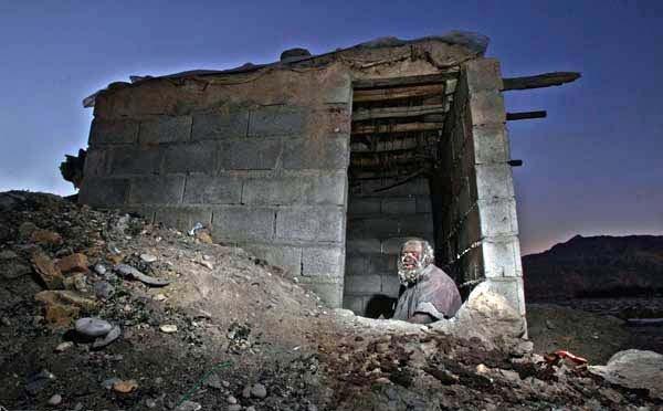 Amoo Hadji 12 This Man Hasnt Bathed in 60 years (12 photos)
