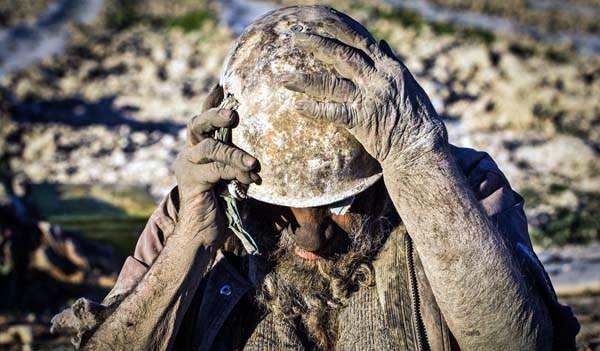 Amoo Hadji 7 This Man Hasnt Bathed in 60 years (12 photos)