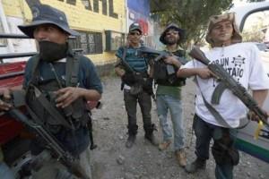 Anti-Cartel Vigilantes in Mexico (20 photos) 1
