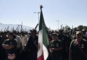 Anti-Cartel Vigilantes in Mexico (20 photos) 16