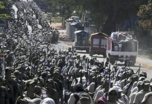 Anti-Cartel Vigilantes in Mexico (20 photos) 18