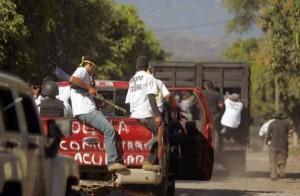 Anti-Cartel Vigilantes in Mexico (20 photos) 2