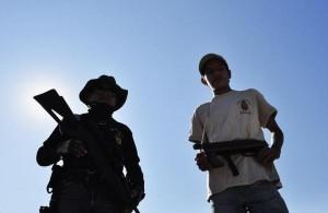 Anti-Cartel Vigilantes in Mexico (20 photos) 19
