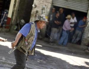 Anti-Cartel Vigilantes in Mexico (20 photos) 3
