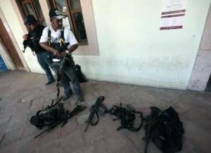 Anti-Cartel Vigilantes in Mexico (20 photos) 4