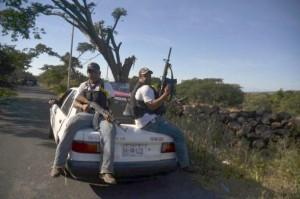Anti-Cartel Vigilantes in Mexico (20 photos) 8