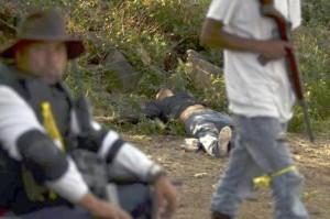 Anti-Cartel Vigilantes in Mexico (20 photos) 9