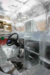 Chevy Pickup Truck Made Of Ice (17 photos) 10