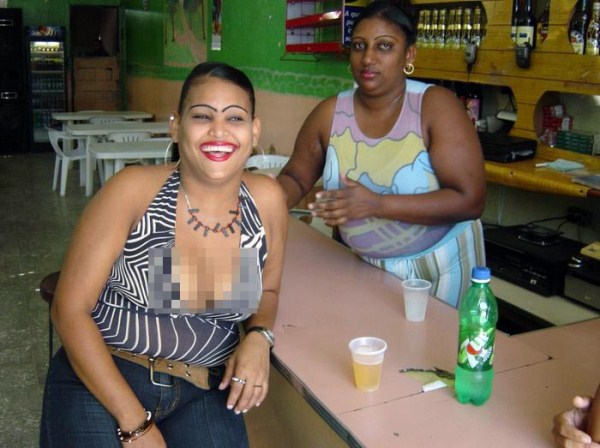 Sex worker dominican republic