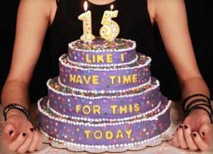 46 Brutally Honest Cakes (46 photos) 11