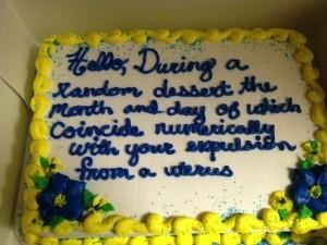 46 Brutally Honest Cakes (46 photos) 24