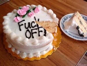 46 Brutally Honest Cakes (46 photos) 4