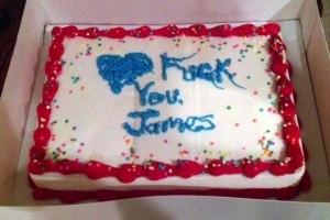 46 Brutally Honest Cakes (46 photos) 41