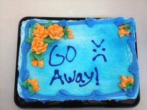 46 Brutally Honest Cakes (46 photos) 44